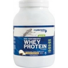 MY ELEMENTS WHEY PROTEIN POWDER (VANILLA) 900gr
