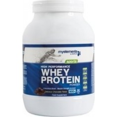 MY ELEMENTS WHEY PROTEIN POWDER (CHOCO) 900gr