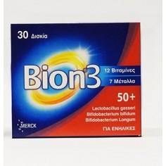 BION 3 50+ 30tablets