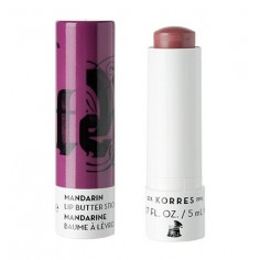 KORRES LIPBUTTER STICK MAND. PURPLE  5ml