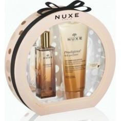 Nuxe Prodigieux Le Parfum Female Fragrance 200ml &  Nuxe Prodigieux Lait Parfume Perfumed Body Lotion 200ml
