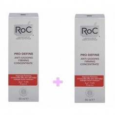 SUPER ΠΡΟΣΦΟΡΑ ROC PRO-DEFINE ANTI-SAGGING FIRMING CONCENTRATE 50ml+50ml
