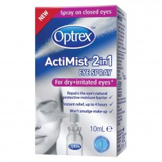 OPTREX Spray 2 in 1 Dry Eyes 10ml