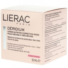 LIERAC DERIDIUM CREME NUTRITIVE  50ml