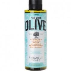 KORRES Pure Greek Olive Σαμπουάν Λάμψης 250ml