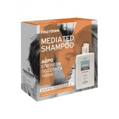 FREZYDERM SET MEDIATED SHAMPOO 200mL + 100mL ΔΩΡΟ