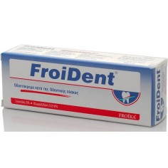 FROIKA FROIDENT Antiplaque Toothpaste  75ml
