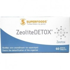 SUPERFOODS ZEOLITE DETOX 60 tablets