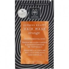 APIVITA EXPRESS BEAUTY HAIR MASK WITH ORANGE 20ml