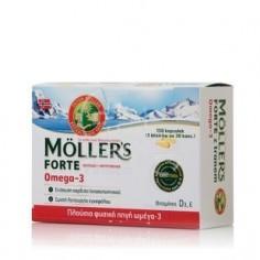 MOLLERS ΜΟΥΡΟΥΝΕΛΑΙΟ FORTE OMEGA-3 150 Caps