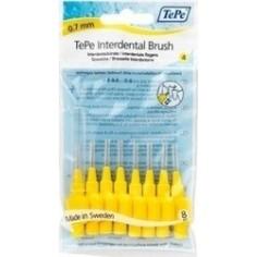 TEPE  Μεσοδόντια 0,70mm Κίτρινο 8τμχ