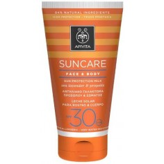 APIVITA SUN Face & Body SPF 30 Milk 150ml