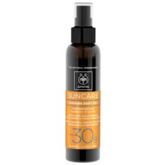 APIVITA SUN BODY OIL SPF 30 150 mL