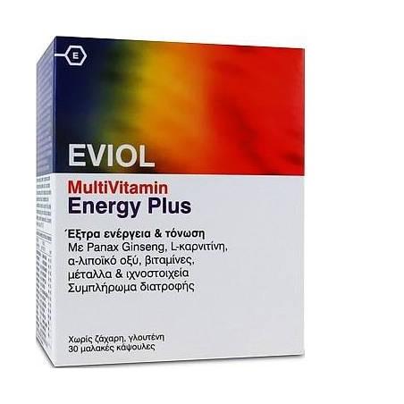 EVIOL Multi Vitamin 30caps