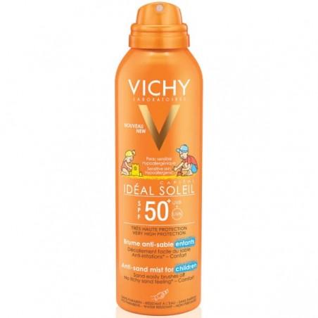 VICHY CAPITAL IDEAL SOLEIL ANTI-SAND SPRAY KIDS 200mL