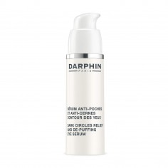 DARPHIN EYE CARE DARK CIRCLES RELIEF AND DE-PUFFING EYE SERUM 15mL