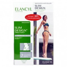 ELANCYL DUO  Slim Design Stubborn Cellulite 2x200mL