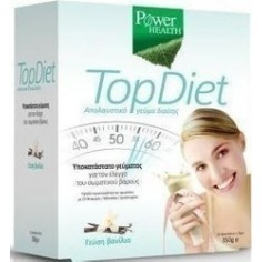 POWER HEALTH TOP DIET VANILLA 10 Sachets