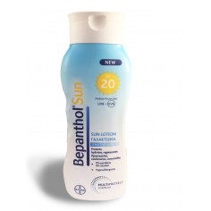 BEPANTHOL SUN LOTION SPF20 200mL