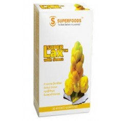 SUPERFOODS LAX WITH SENNA 30 caps