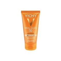 VICHY CAPITAL SOLEIL FACE Emulsion ANTI-BRILLANCE TEINTEE SPF50 DRY TOUCH 50ml