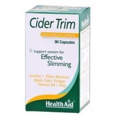HEALTH AID Cider Trim capsules 90caps
