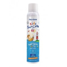FREZYDERM Sun Kids care Lotion Wet Skin Spray 50+spf 200ml