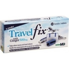INTERMED TRAVEL FIX WITH GINGER 10TABS