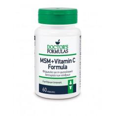 Doctors Formula MSM + Vitamin C 60Caps