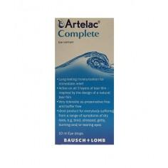 BAUSCH+LOMB ARTELAC COMPLETE EYE DROPS 10mL