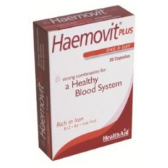 HEALTH AID HAEMOVIT PLUS - BLISTER 30tabs