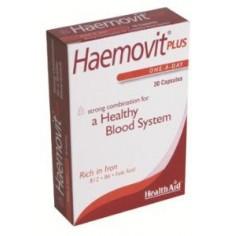 HEALTH AID HAEMOVIT PLUS - BLISTER 30tabs