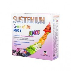 MENARINI HELLAS SUSTENIUM COLORS OF LIFE JUNIOR 14ΦΑΚΕΛΑΚΙΑ