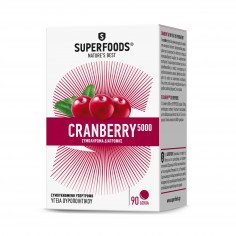 SUPERFOODS CRANBERRY CLASSICS 90caps