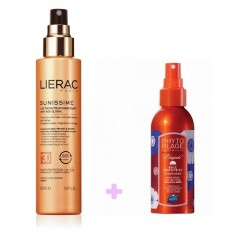 LIERAC Sunissime Lait Protecteur SPF30 150mL & PHYTO PHYTOPLAGE HUILE PROTECTRICE 100ml