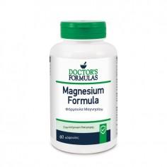 DOCTORS FORMULAS MAGNESIUM FORMULA 60 Tablets