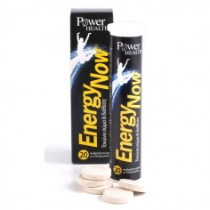 POWER HEALTH ENERGY NOW 20eff. tabs