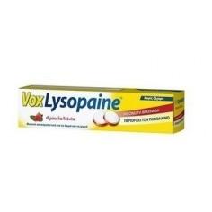 VOX LYSOPAINE ΦΡΑΟΥΛΑ - ΜΕΝΤΑ 18 pastilies