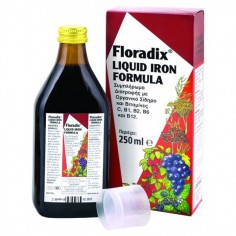POWER HEALTH FLORADIX SYRUP 250ml