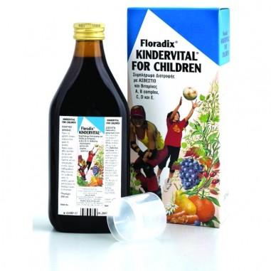 POWER HEALTH  KINDERVITAL FOR CHILDREN 250ml