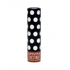 APIVITA CHESTNUT LIP CARE ΜΕ ΚΑΣΤΑΝΟ 4.4g