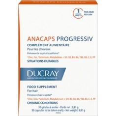 DUCRAY ANACAPS PROGRESSIV 30caps