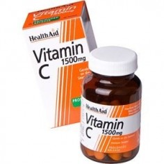 HEALTH AID VIT. C 1500mg. 30 tablets