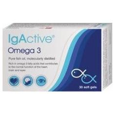 IgActive Omega-3 , 30CAPS