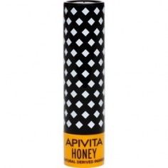APIVITA LIP CARE BIO-ECO Ηoney με κερί μελισσών & λάδι ελιάς