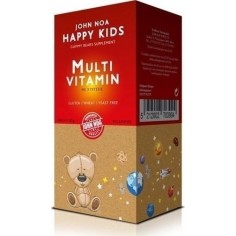 JOHN NOA HAPPY KIDS MULTI VITAMIN 90 GUMMIES