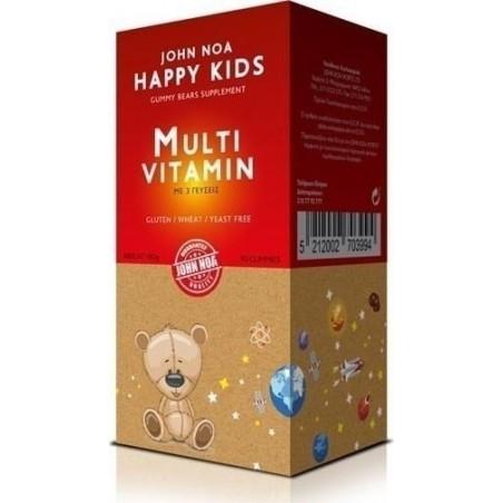 JOHN NOA HAPPY KIDS MULTI VITAMIN 90 CUMMIES