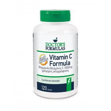 DOCTORS FORMULAS VITAMIN C 1000 120tablets