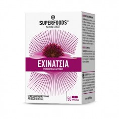 SUPERFOODS ECHINACEA  300mg 50 caps
