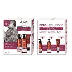DERCOS DENSI-SOLUTIONS SET με THICKENING SHAMPOO 250mL , THICKENING BALM 150mL & HAIR MASS CONCENTRATE 100mL
